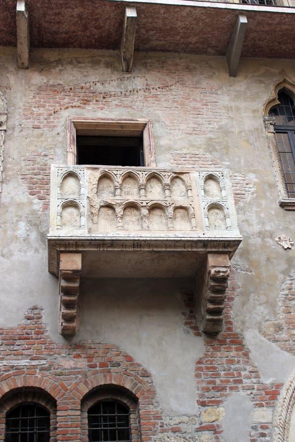 Casa di Giulietta 图库摄影