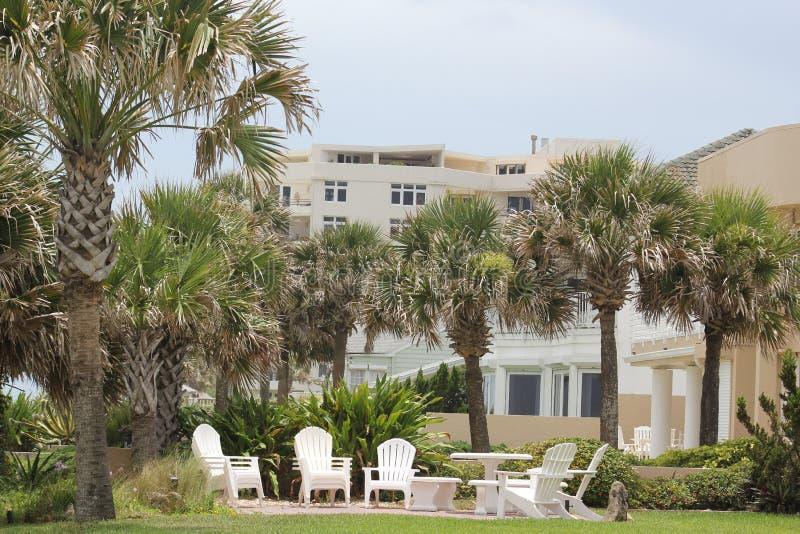 Casa di lusso in Florida immagine stock