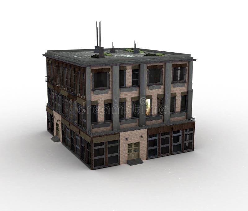 Casa di modello illustrazione di stock illustrazione di for Modello di casa