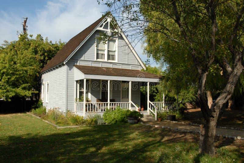 Casa di ranch immagine stock