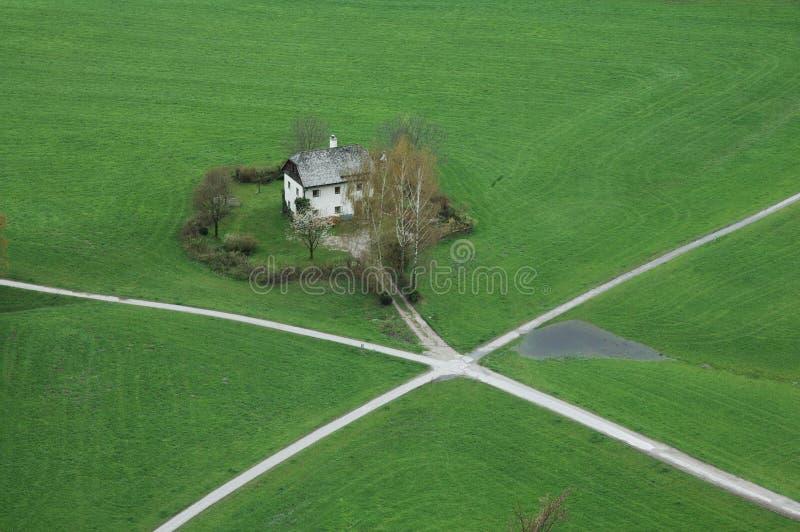 Casa di Salisburgo immagini stock libere da diritti