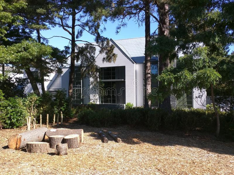 Casa di Seattle fotografia stock libera da diritti