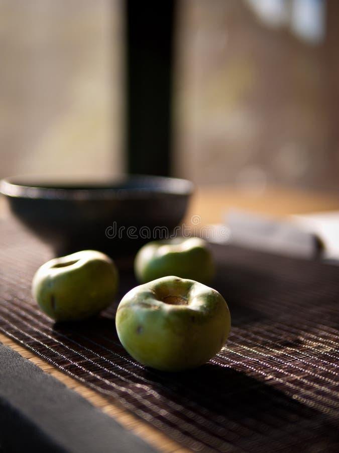 Casa di tè di stile di zen 1 immagini stock libere da diritti
