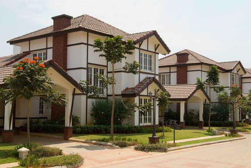 casa di tudor fotografia stock immagine di residenziale