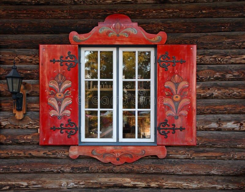 """Casa do †de Tomteland """"de Santa Claus sweden fotos de stock royalty free"""