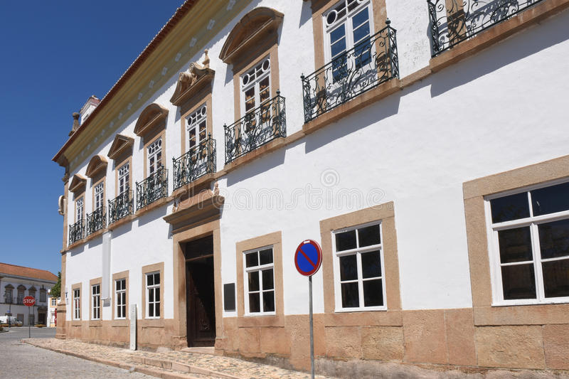 Casa do Alamo, Alter Do Chao; Beiras region;. Portugal stock photo