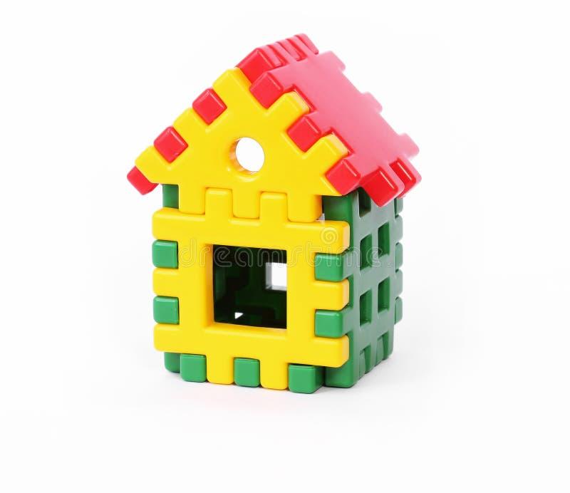 Casa do brinquedo fotos de stock