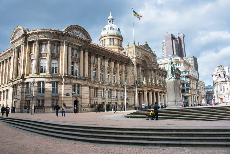 Casa do Conselho, Victoria Square fotos de stock royalty free