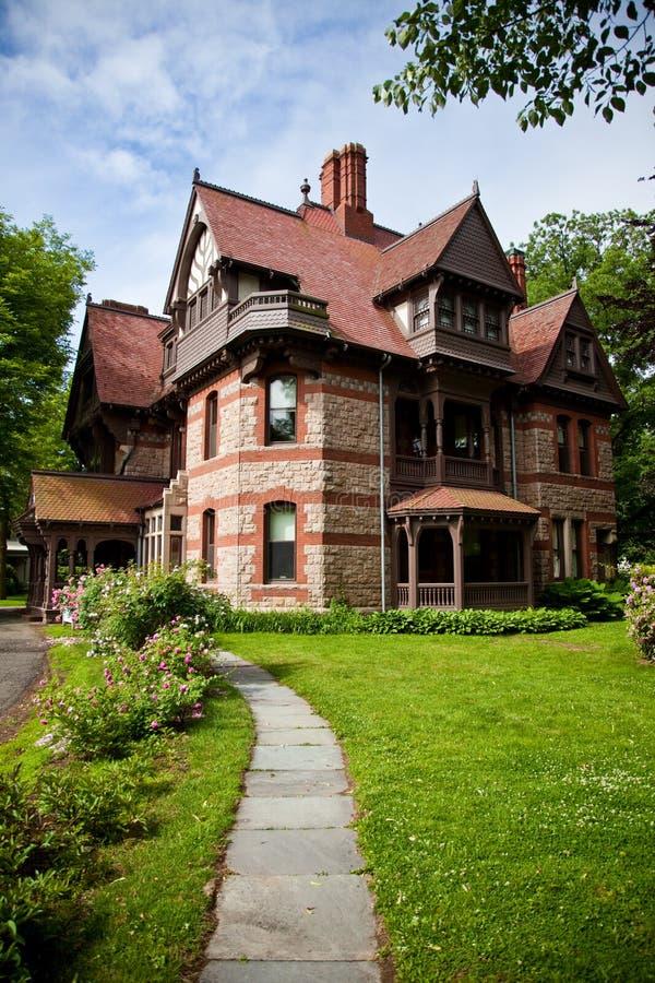 Casa do dia de Katharine Seymour imagem de stock royalty free