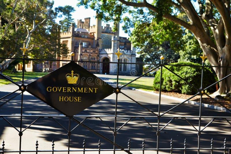 Casa do governo fotos de stock