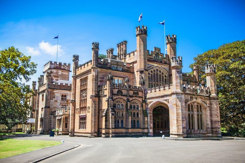 Casa do governo em Sydney austrália foto de stock