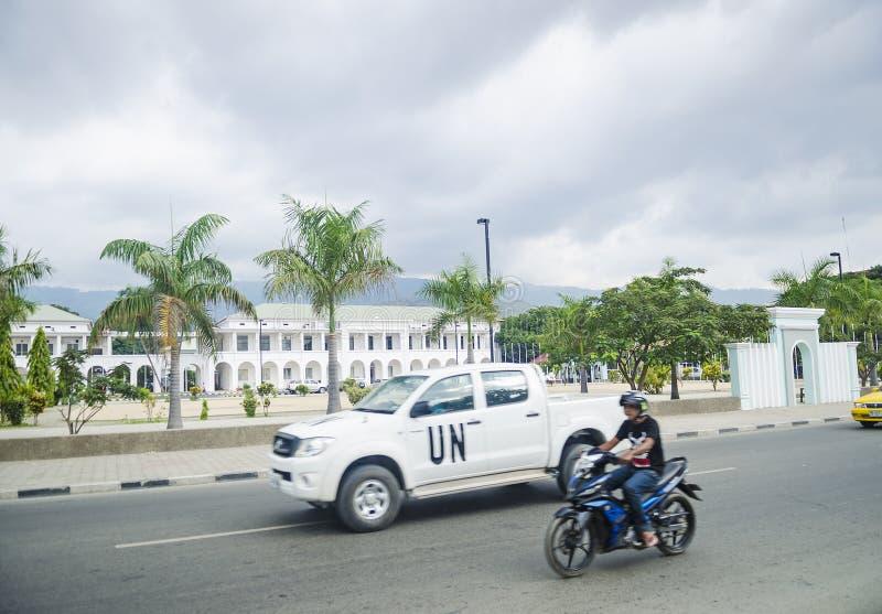 Download Casa Do Governo Em Dili Central Timor-Leste Imagem Editorial - Imagem de casa, ásia: 29842700
