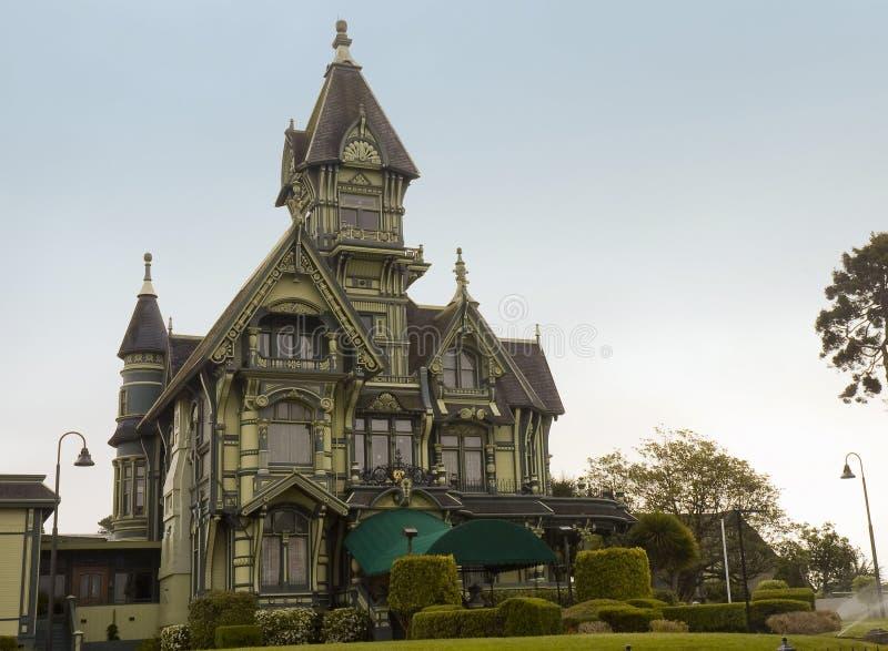 Casa do Victorian foto de stock royalty free