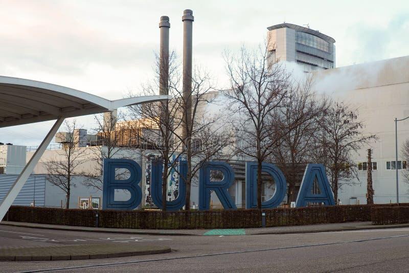Casa editrice Burda di Offenburg, Germania immagine stock