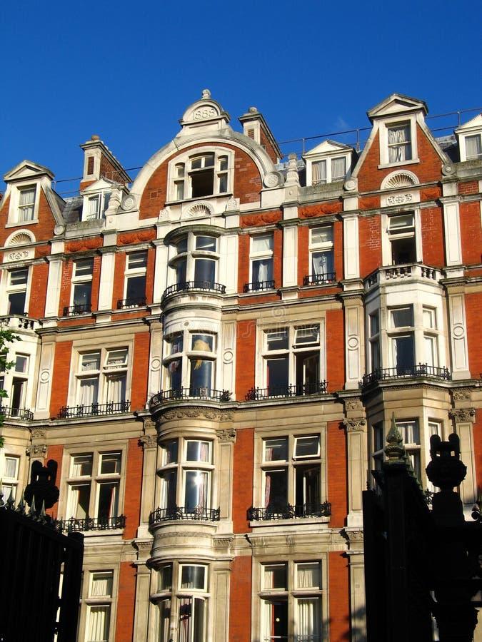 Casa em Londres imagem de stock royalty free