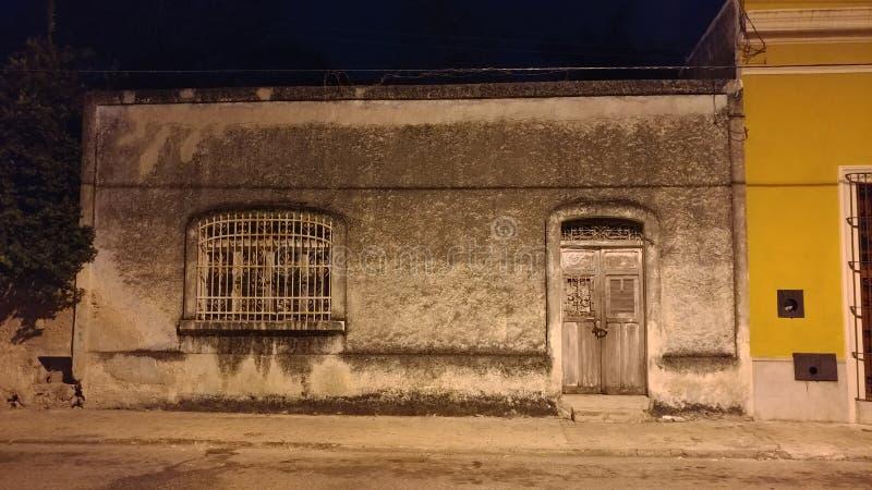 Casa em Merida, México foto de stock royalty free