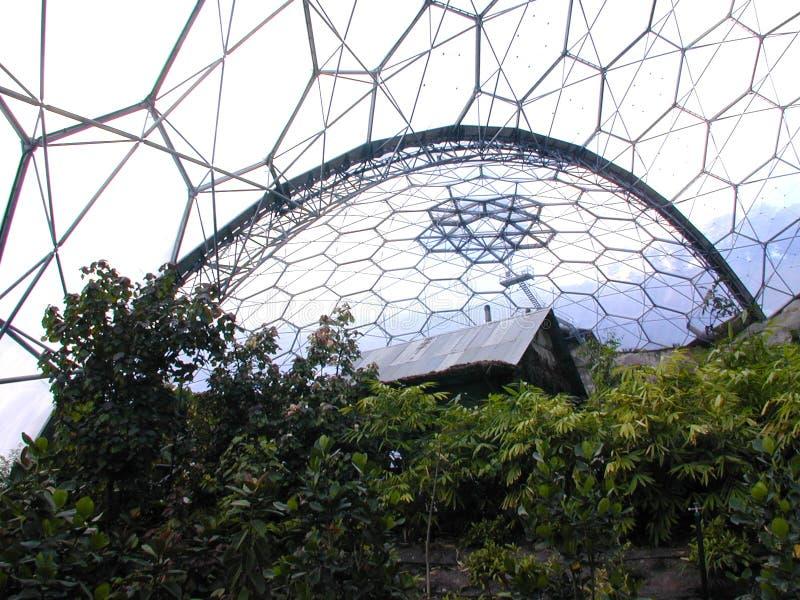 Casa em um bioma