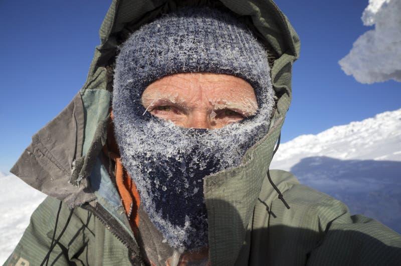 Casa gelida per i turisti fotografia stock libera da diritti