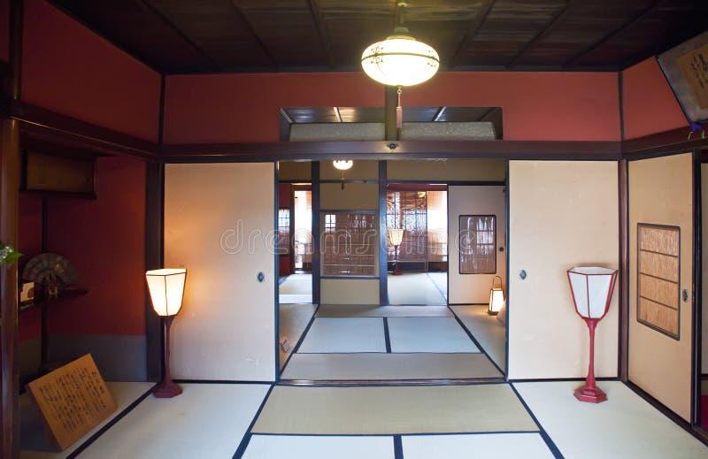 Casa giapponese tipica fotografia editoriale immagine di for Casa giapponese
