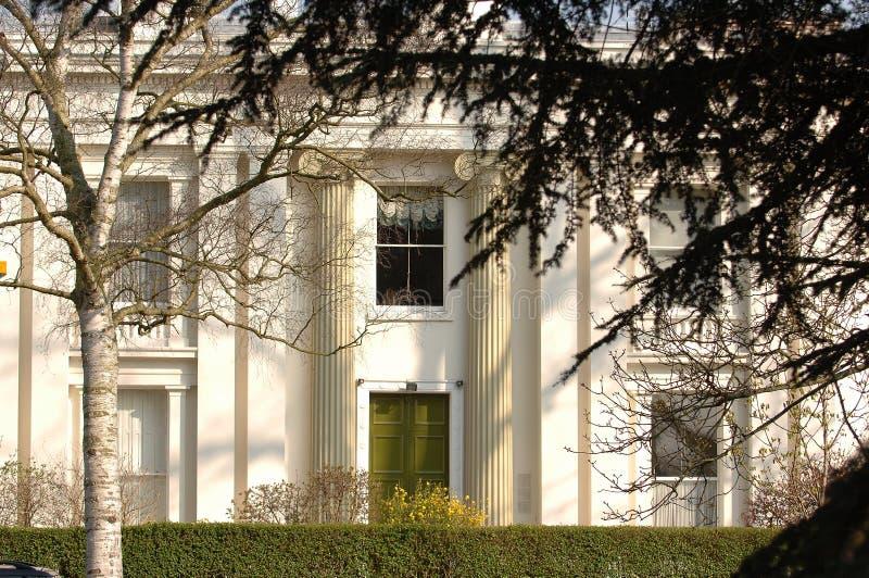 casa grande em cheltenham fotografia de stock royalty free