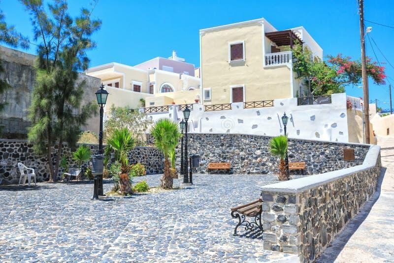 immagini di riserva di bella villa greca la sovranit di