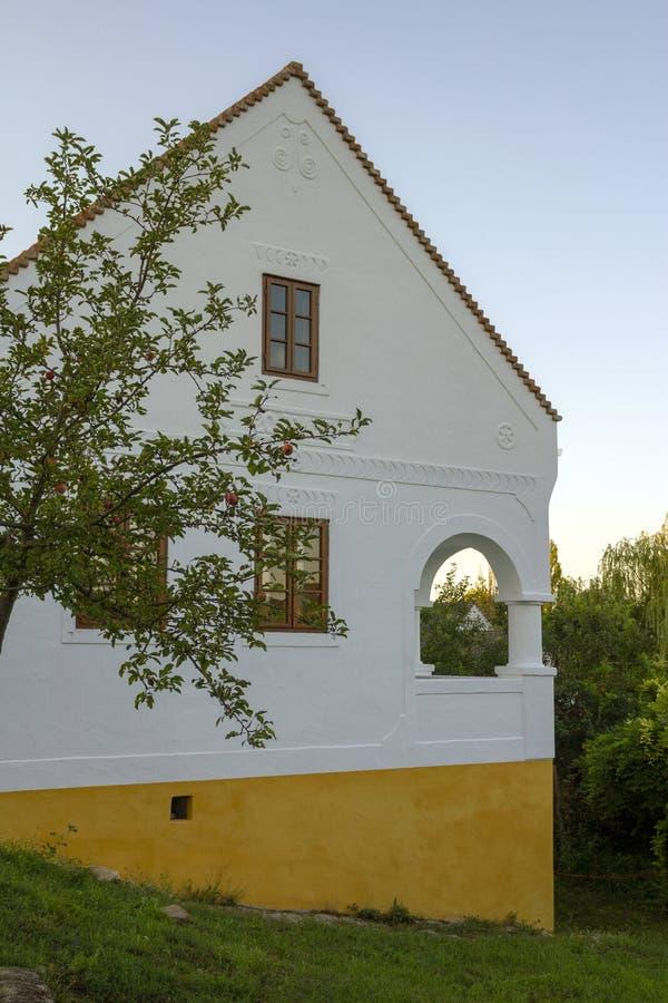 Casa húngara fotos de archivo