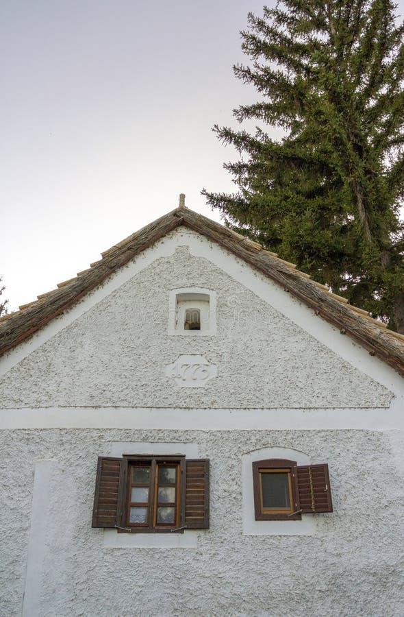Casa húngara imagen de archivo