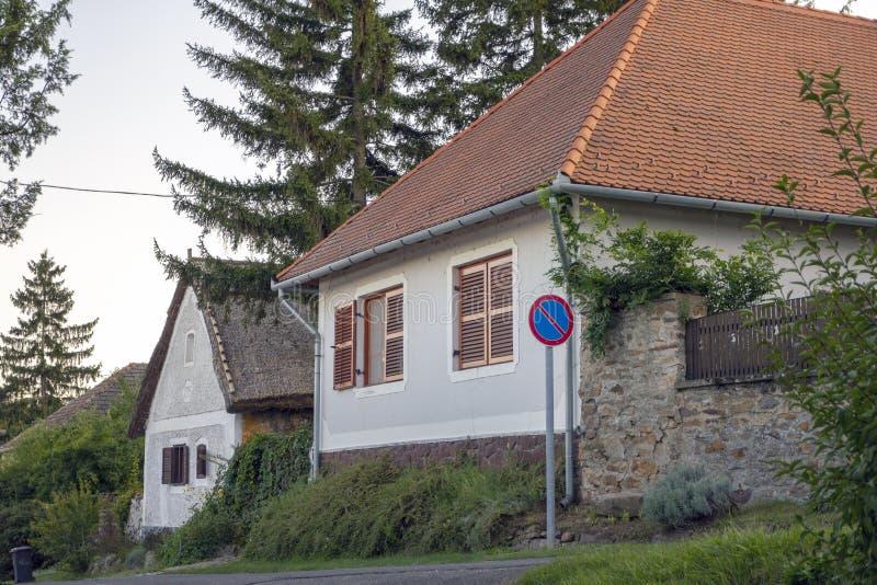 Casa húngara imagenes de archivo