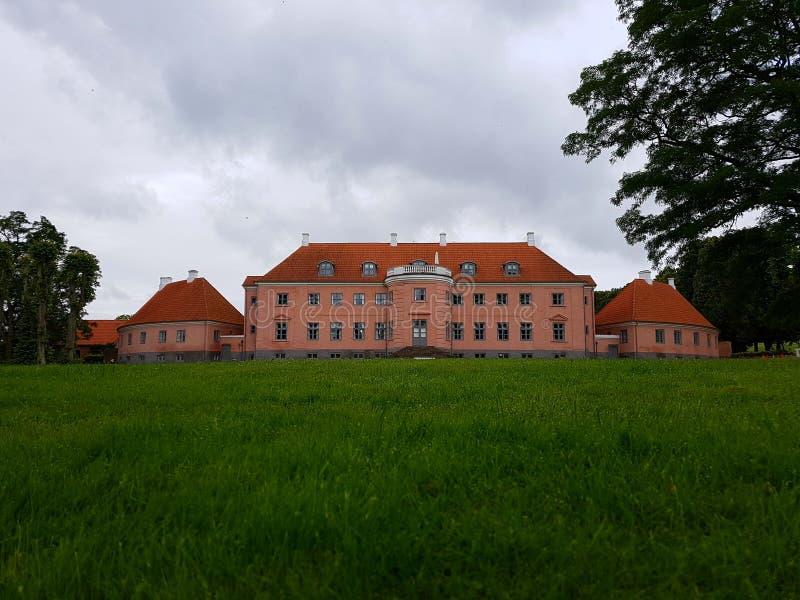 Casa histórica foto de stock