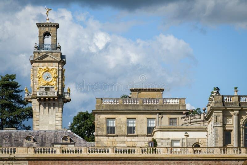 Casa histórica de Cliveden, Inglaterra fotografia de stock