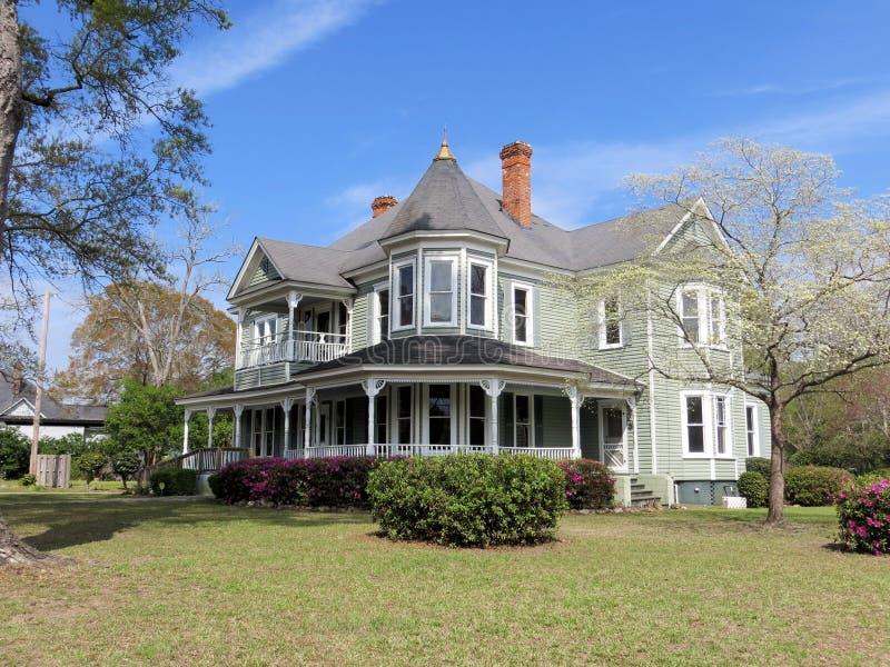 Casa histórica 2 de Counrty foto de stock royalty free