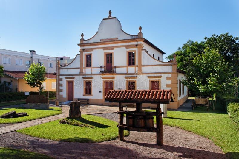 Casa histórica de Garibaldi fotos de stock royalty free