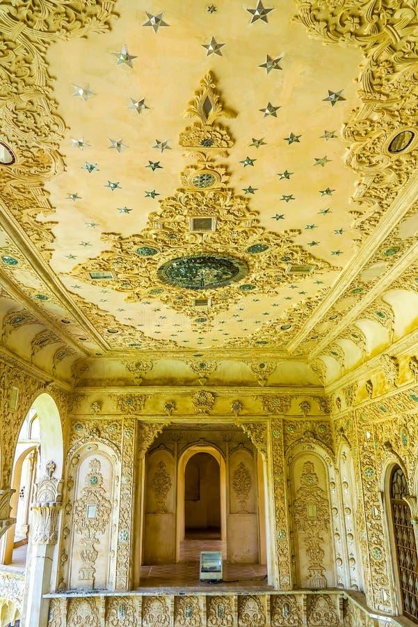 Casa histórica 06 de Kashan Tabatabaee imagem de stock royalty free