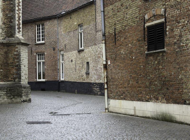 Casa holandesa típica imagen de archivo libre de regalías