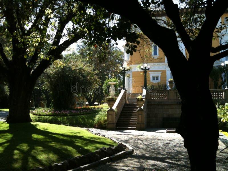 Casa II de Simon Patino imágenes de archivo libres de regalías