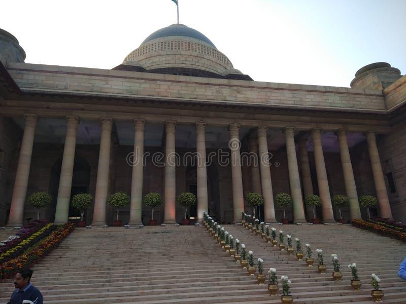Casa la India del presidente fotografía de archivo libre de regalías