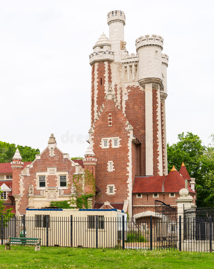 Casa Loma Stables stock photography