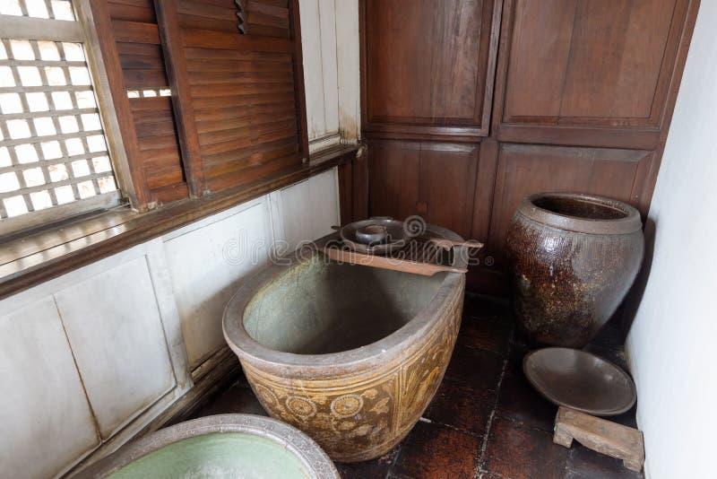 Casa Manila muzeum w Manila Filipiny zdjęcia stock