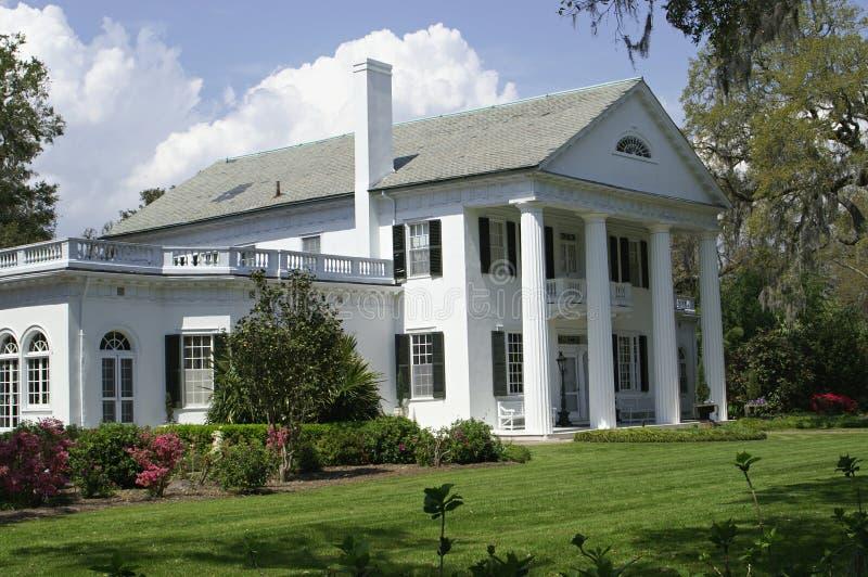 Casa meridional foto de archivo libre de regalías