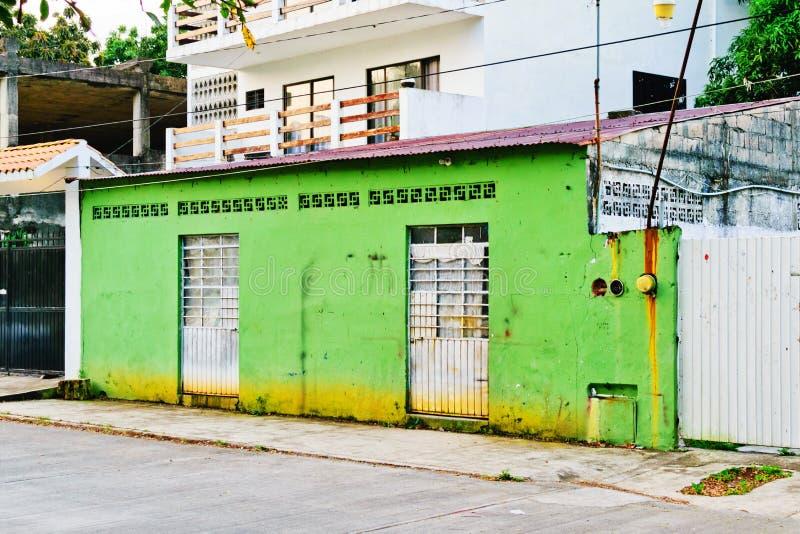 Casa mexicana fotografia de stock royalty free