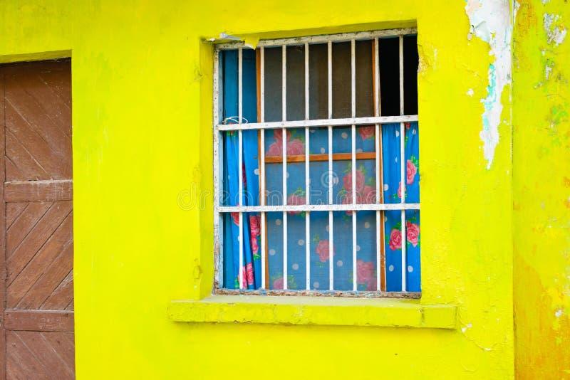 Casa mexicana fotografia de stock