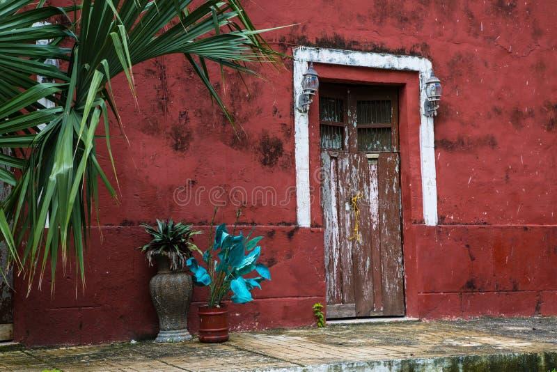 Casa mexicana imagem de stock royalty free