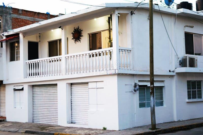 Casa mexicana foto de stock royalty free
