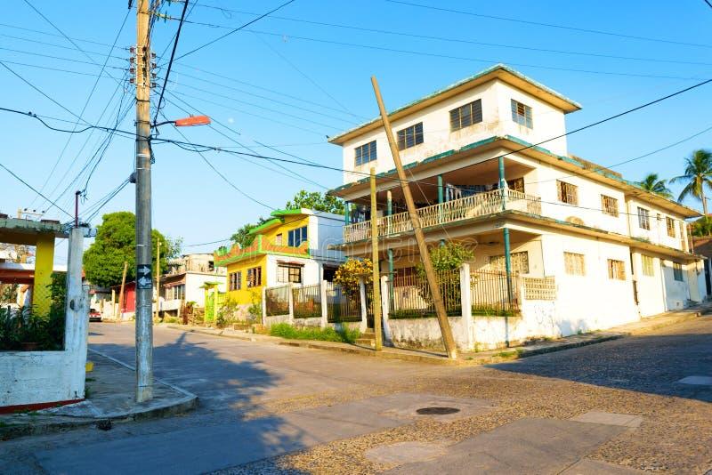 Casa Mexicana foto de stock