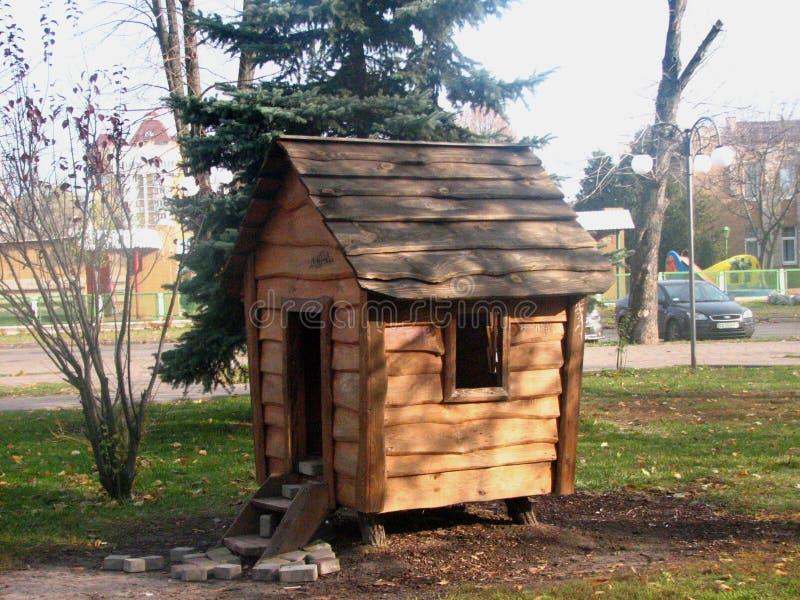 Casa miniatura imagenes de archivo