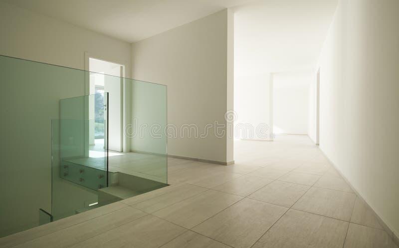 Casa moderna fotografia stock immagine di nessuno for Casa moderna vector