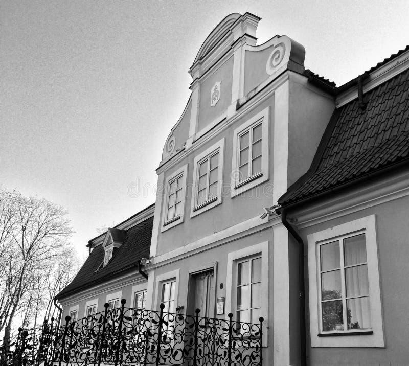 Casa padronale fotografia stock libera da diritti