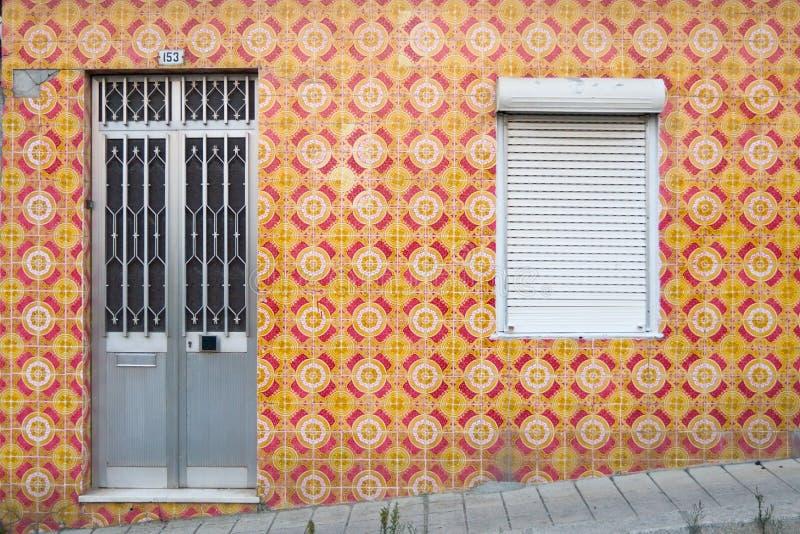 Casa portuguesa imagen de archivo libre de regalías