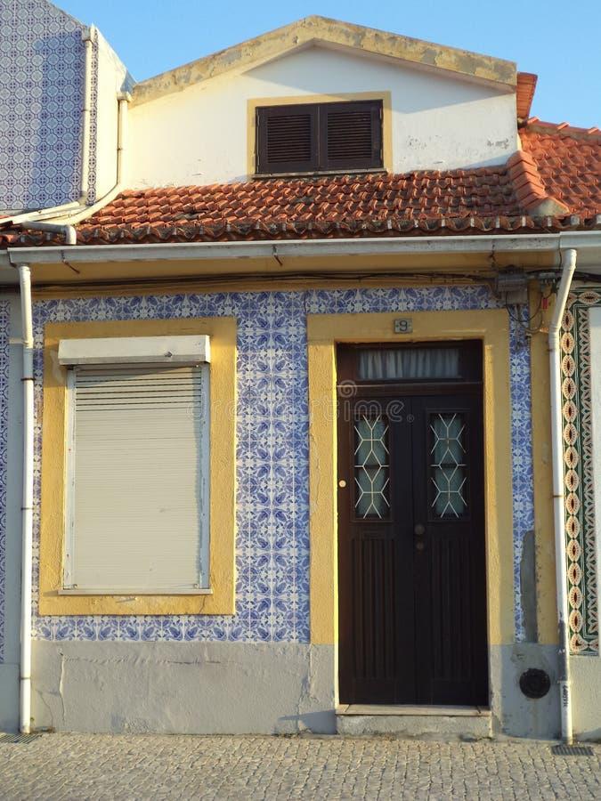 Casa portuguesa típica fotos de stock royalty free
