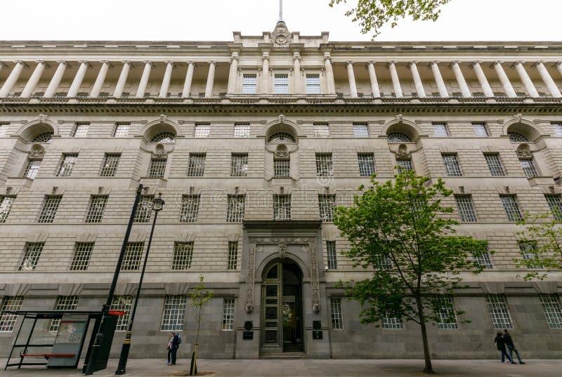Casa química imperial de Londres fotos de stock